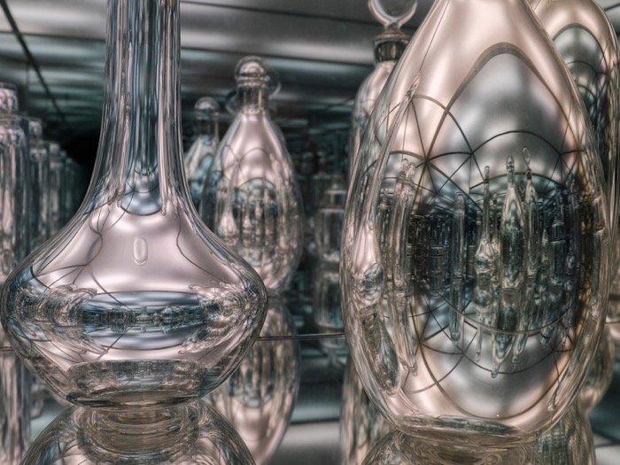 Infinite Glass